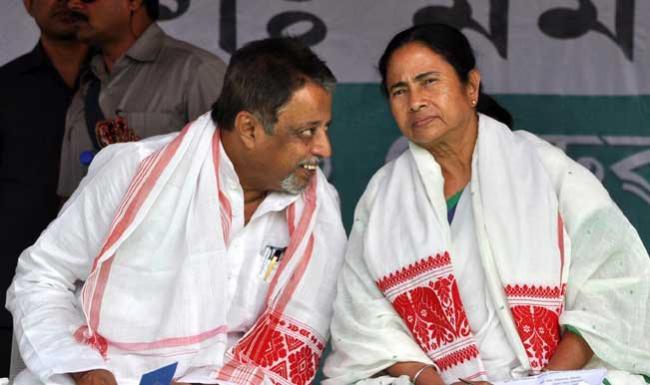 Mukul Roy quits Trinamool, Rajya Sabha