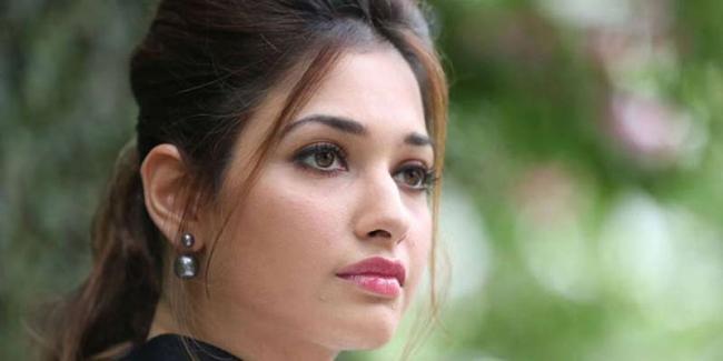 Tamanna in Queen Telugu Remake