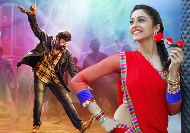 Regina to romance Nandamuri Balakrishna in 102nd film