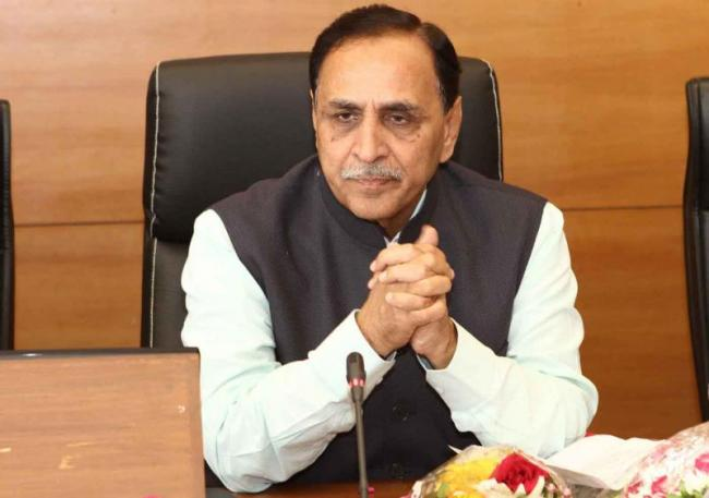 BJP not interfering in EC's functioning: Gujarat CM