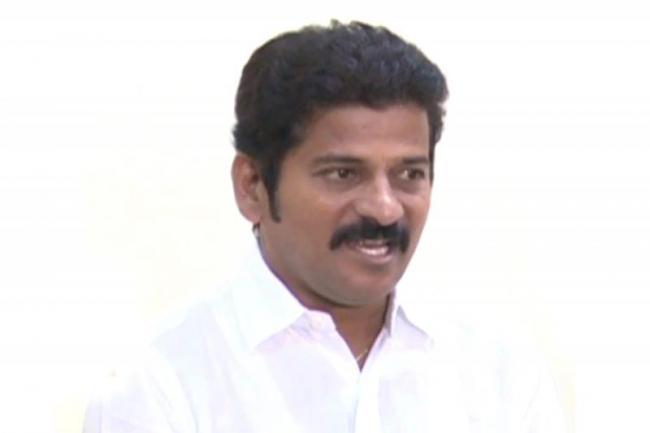 Revanth fires on AP TDP leaders - Sakshi