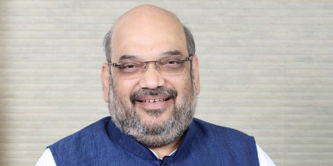 Congress is dishonouring Gujarat : Amit Shah