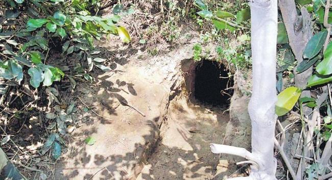 BSF unearths tunnel being dug from Pakistan side in Jammu