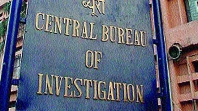 CBI Registers Case against 3 IT officials