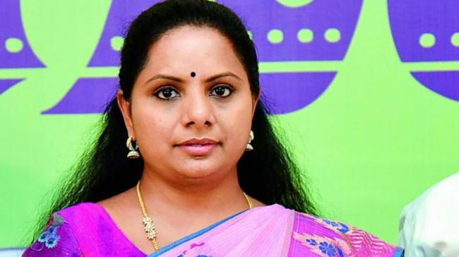 KCR's Vow is Ramabanam, says Kavitha