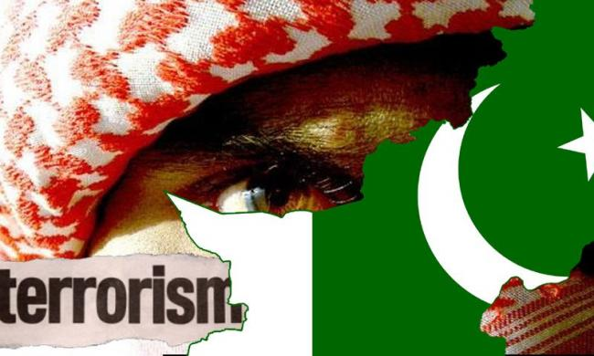 Pakistan sponsors of terrorism'