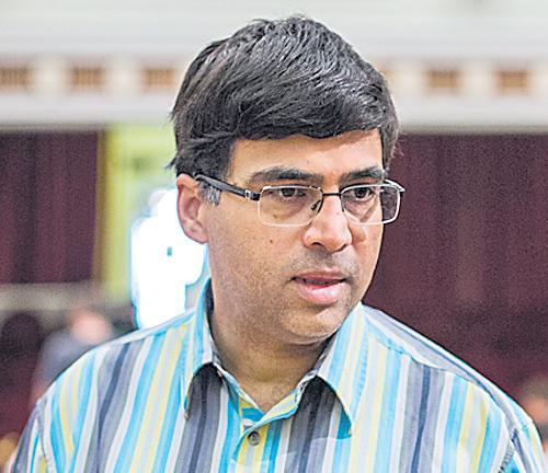 Isle of Man open: Viswanathan Anand wins in Round 8