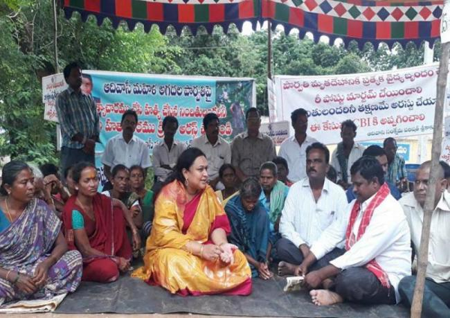 reddy shanthi demand to hang to rape Accused