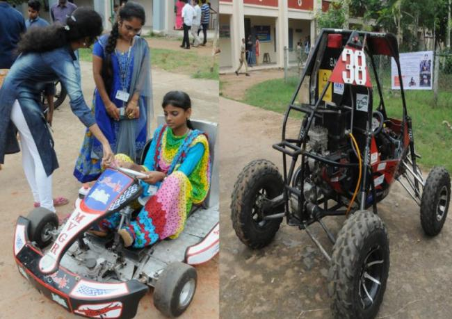 high school students Scientific performance in vizianagaram