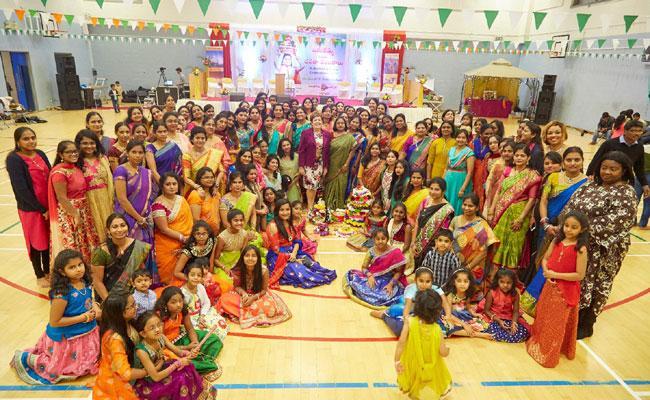 bathukamma celebrations in ireland
