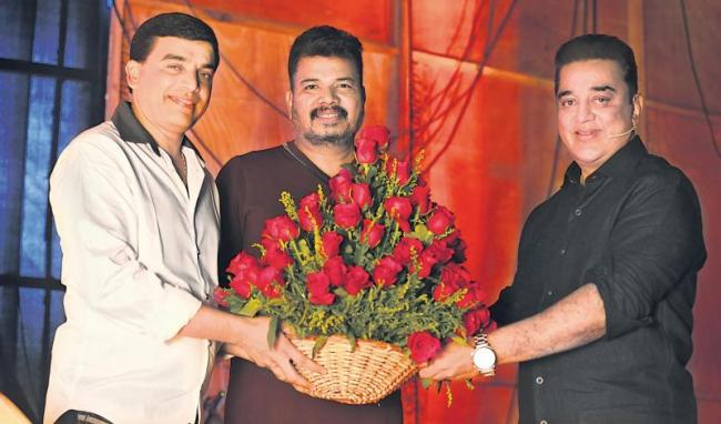 kamal and sankar ready to bharateeyudu 2