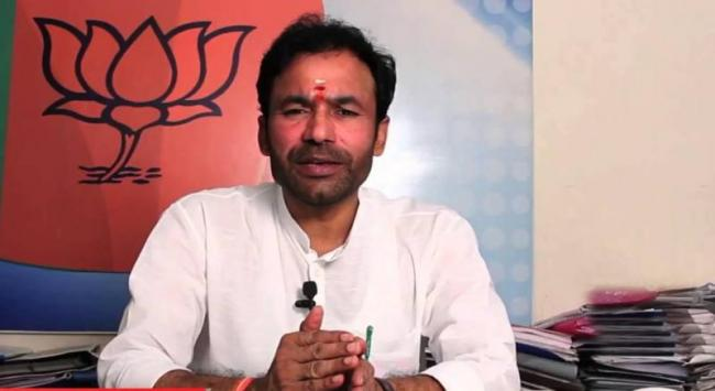 Kishan Reddy slams Cm Kcr over  Singareni elections
