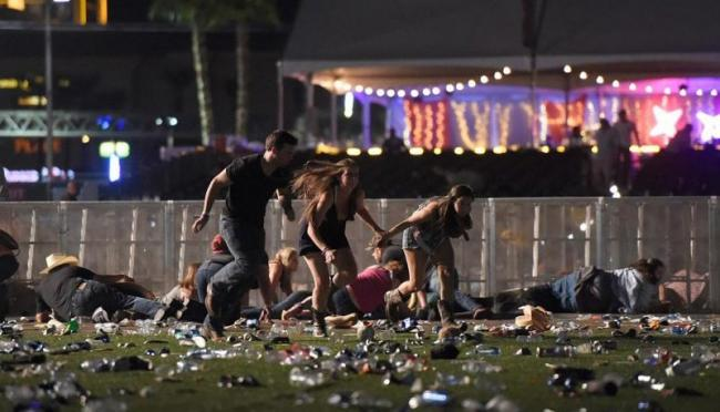 mass shooting in Las Vegas