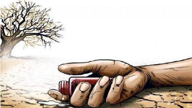 farmer commits suicide