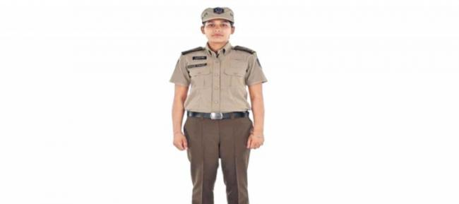 A single khaki uniform across the country
