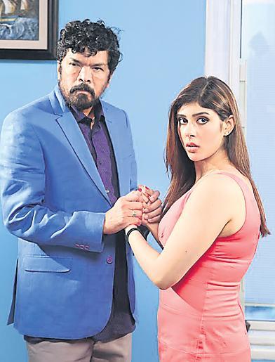 posani key role new movie - Sakshi