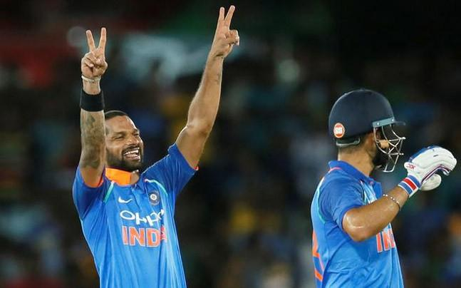 Shikhar Dhawan, Ashish Nehra included in squad for Australia T20Is