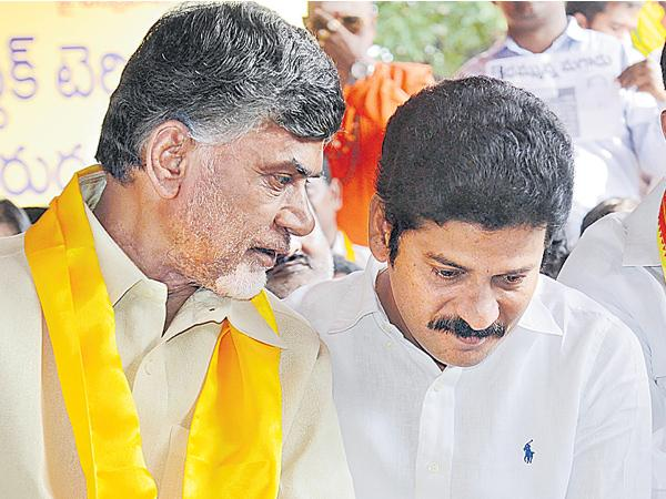K Ramachandra Murthy write article on TDP Politics - Sakshi