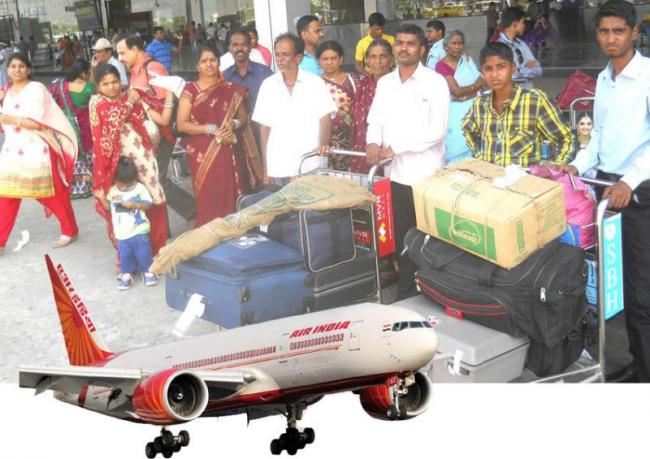 Flights Visakhapatnam to  Andaman - Sakshi