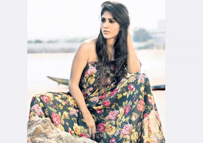 Chandini Chowdary special interview