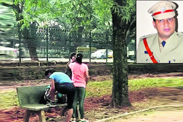 To allow his wife to workout, Karnataka IPS officer denies athletes