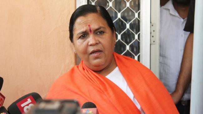 uma bharti on hardhik patel, kanhaiah - Sakshi