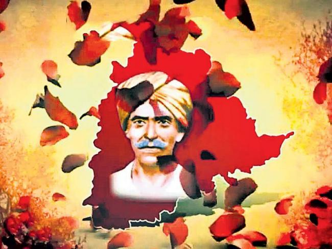 Gummadi Lakshmi Narayana Rao Writes on Komaram Bheem