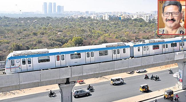 Whose Security is 'Metro' - Sakshi