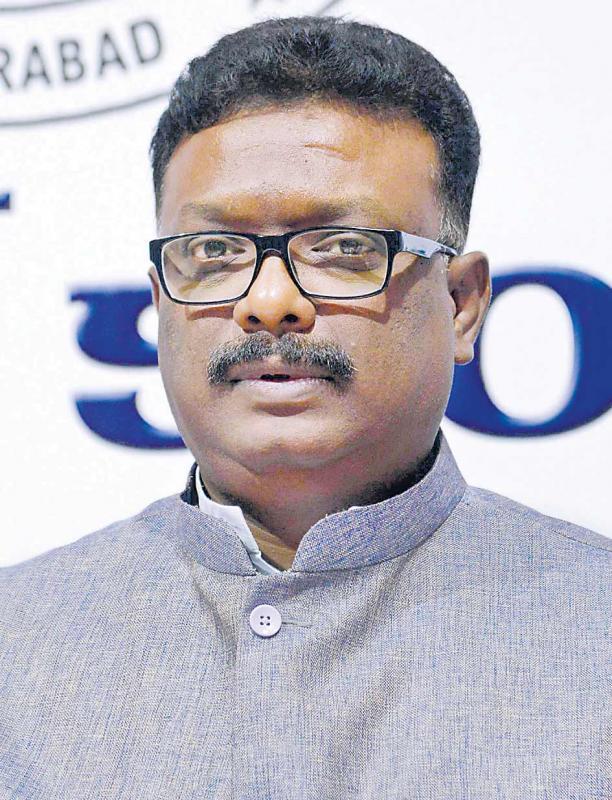 Misuse of funds in Singareni: Shravan - Sakshi