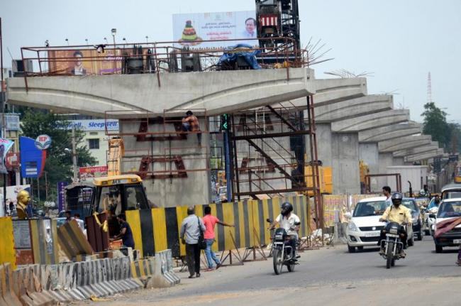 traffic police close LB nagar traffic junction tomorrow onwards