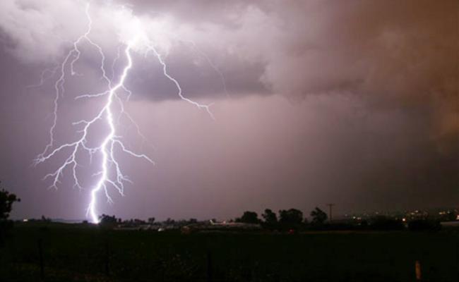 thunderbolt in chhattisgarh