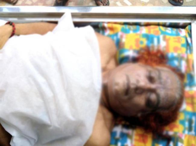 MVS Haranatha Rao passes away - Sakshi