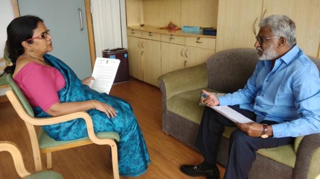 YV Subbareddy Complaint to NCPC over Narayana groups - Sakshi