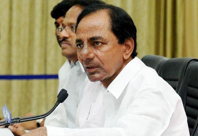 KCR explains agriculture issues in combined AP state - Sakshi