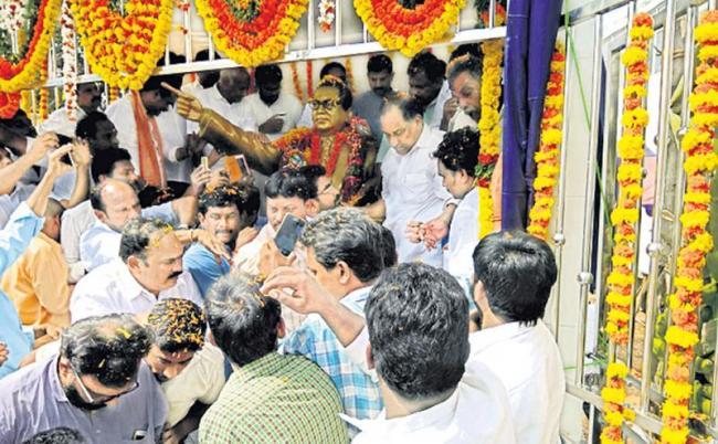 Mudragada Padmanabham comments about Ambedkar - Sakshi