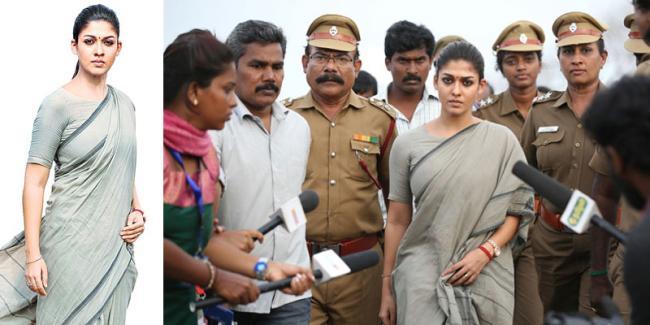 The Nayanthara starrer is hard-hitting in aaram movie - Sakshi