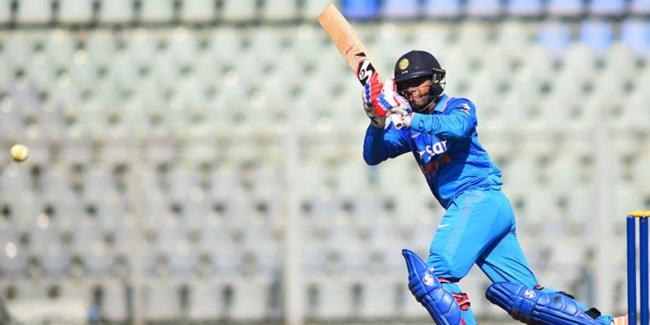 India suffer shock defeat against Nepal in U-19 Asia Cup - Sakshi