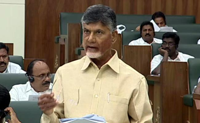 cm chandrababu statement in assembly on boat accident - Sakshi