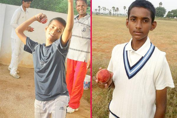 vmy  goal is play  Indian team :  Hrithik Yadav - Sakshi