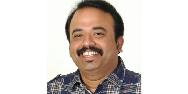garudavega editer dharmendra kakarala interview - Sakshi
