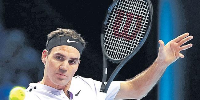 Roger Federer hits out at Rafael Nadal's suggestion ATP Finals - Sakshi
