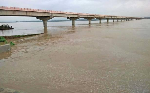 Diversion of water from January - Sakshi