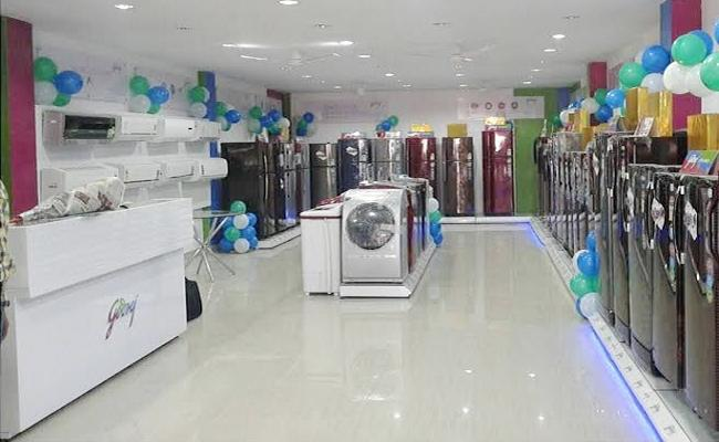 Godrej Appliances to hike prices of fridge, AC by 3-6% - Sakshi