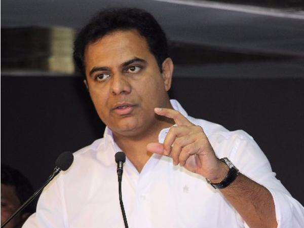 KTR Excellent Speech On MMTS And Hyderabad Metro Rail - Sakshi