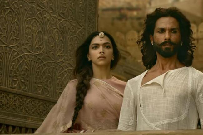 ban padmavati movie, demands bjp mp - Sakshi