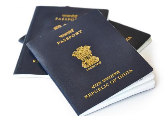 Passport investigation Responsibility to police department - Sakshi
