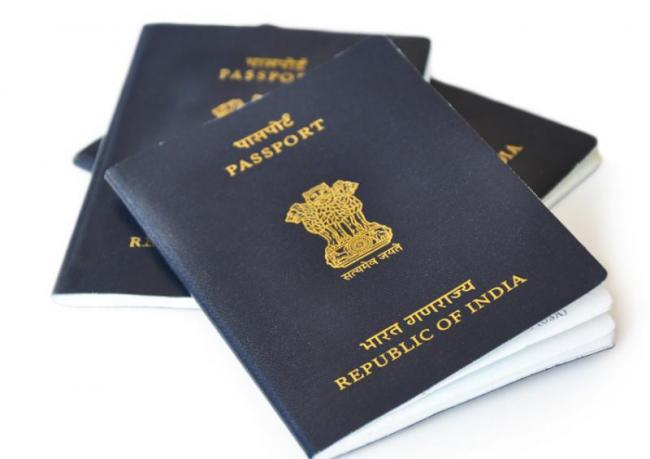 Passport investigation Responsibility to police department - Sakshi