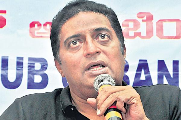 prakash raj commemts on cinema starts  - Sakshi