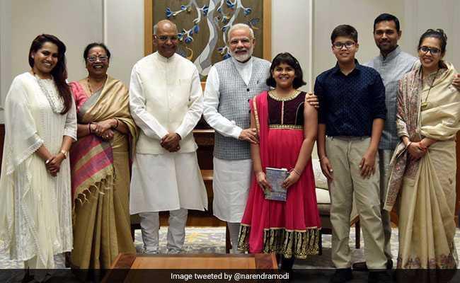 President Daughter Moved To Ground Duties At Air India - Sakshi