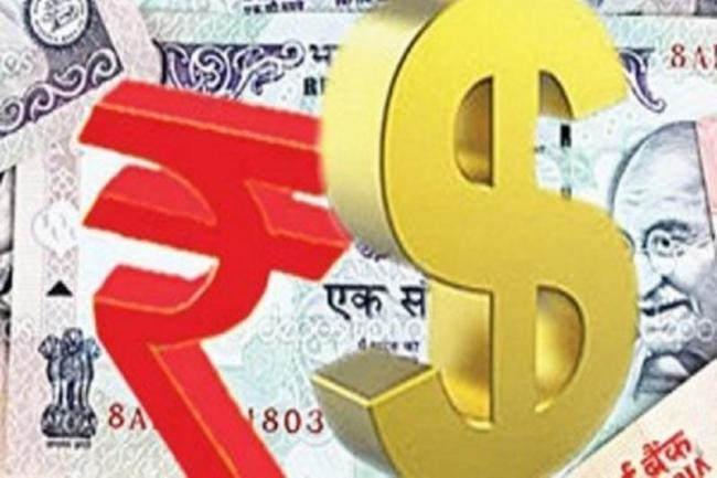 Rupee weakens to 65.36 against dollar - Sakshi